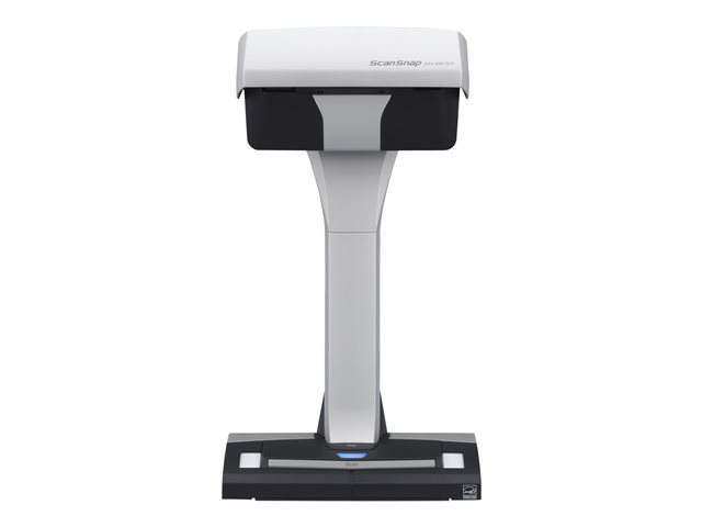 Fujitsu ScanSnap SV600 - Scanner sans contact - 432 x 300 mm - 285 ppp x 283 ppp - USB 2.0