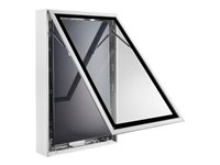 HAGOR ScreenOut Pro L Portrait - Mounting kit (enclosure) for LCD display