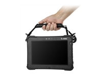 Zebra - Soft Handle Kit - case for tablet - rubber - black - for XBOOK L10; XPAD L10; XSLATE L10