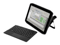 Zebra R12 Companion - keyboard - with touchpad - French