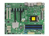 SUPERMICRO X11SAE - Motherboard