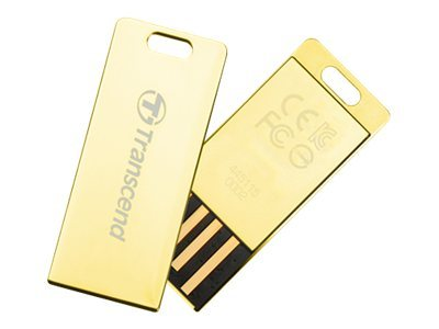 Transcend JetFlash Luxury Series T3G - USB flash drive - 32 GB