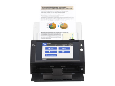 Fujitsu Network Scanner N7100 Document scanner Duplex  600 dpi x 600 dpi