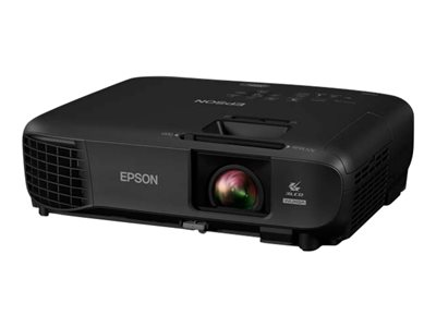 Epson PowerLite 1286 3LCD projector portable 3600 lumens (white) 3600 lumens (color)  image