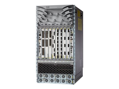 Cisco ASR 9910 Chassis - modular expansion base - plug-in module