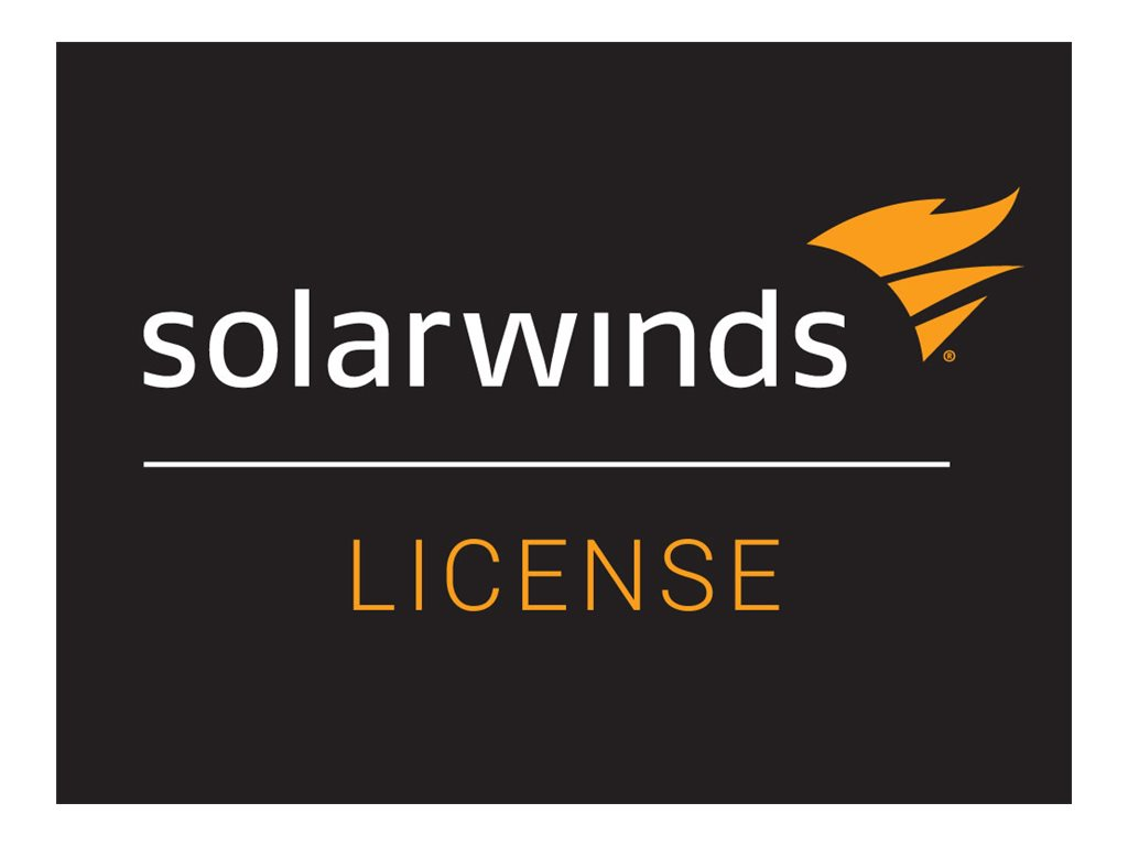 SolarWinds Server & Application Monitor ALX - license + 1 Year Maintenance - unlimited monitors