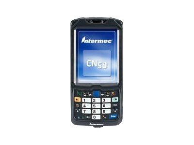 Intermec CN50 Data collection terminal rugged Win Embedded Handheld 6.5 512 MB