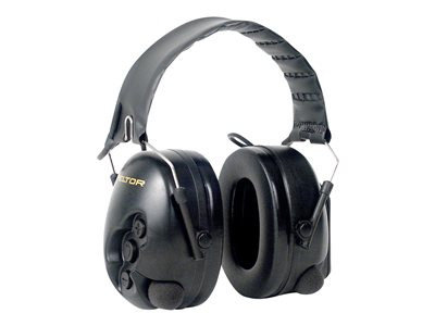 3M Peltor TacticalPRO MT15H7A-07 SV Noise Reduction Rating 26 Decibel headset full size