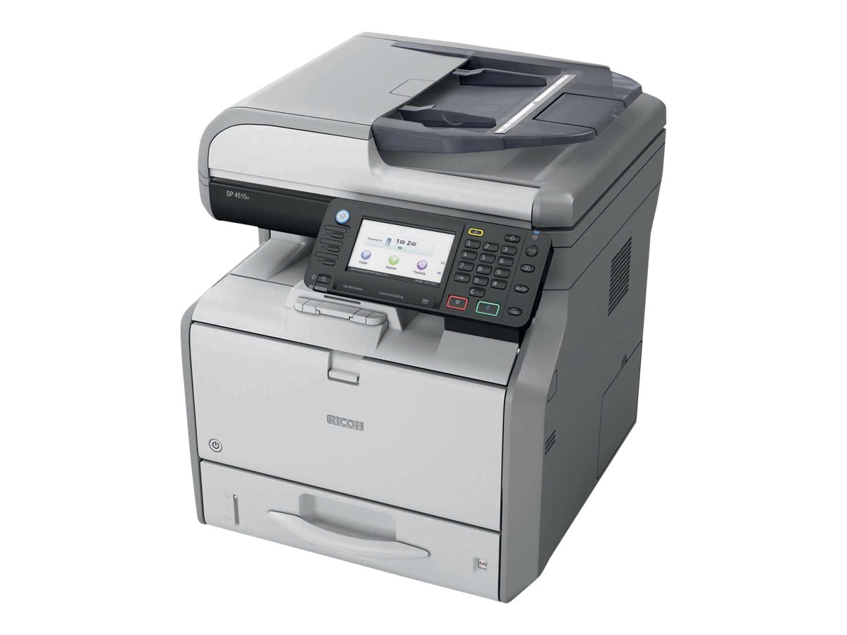 Ricoh SP 4510SF - Multifunktionsdrucker - s/w - LED - Legal (216 x 356 mm) (Original) - A4/Legal (Medien)