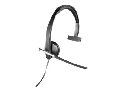 Logitech USB Headset Mono H650e - Headset - On-Ear - verkabelt
