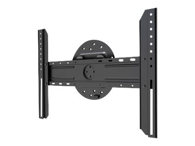 "TV/Monitor Wall Mount (fixed) for 37""-75"" Screen - Black"