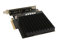 MSI GT 710 2GD3H H2D - Noise Free Edition