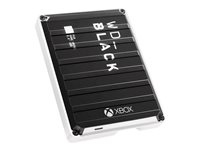 WD_BLACK D10 Game Drive for Xbox One WDBA5G0050BBK Hard drive 5 TB external (portable)