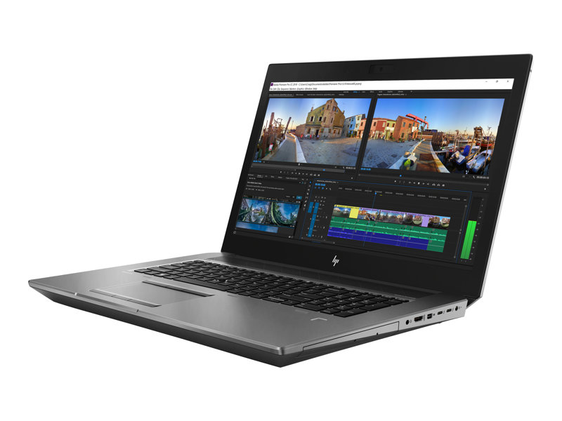HP ZBook 17 G5 Mobile Workstation - 17.3