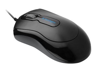 Kensington Mouse-in-a-Box USB Mouse right and left-handed optical wired USB black