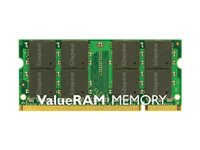 2GB, DDR2, 800MHz, CL6, SODIMM, ValueRAM