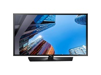 "Samsung HG49EE470HK - 49"" Class HE470 series LED TV - hotel / hospitality - 1080p (Full HD) 1920 x 1080 - black"
