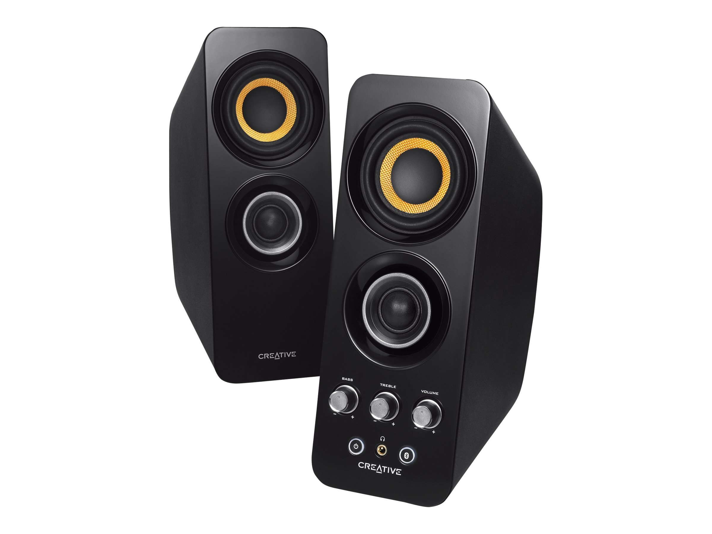 Creative T30 Wireless - speakers - wireless