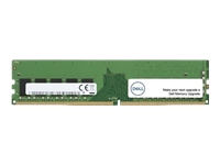 Dell - DDR4 - module - 8 GB - DIMM 288-pin - 2666 MHz / PC4-21300 - 1.2 V - registered - ECC - Upgrade - for PowerEdge C4140; PowerEdge MX740, MX840, R430, R740, R840, R940; Storage NX3240