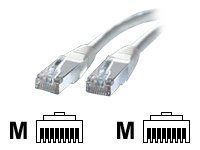 VALUE - Patch-Kabel - RJ-45 (M) bis RJ-45 (M) - 1 m - FTP - CAT 5e