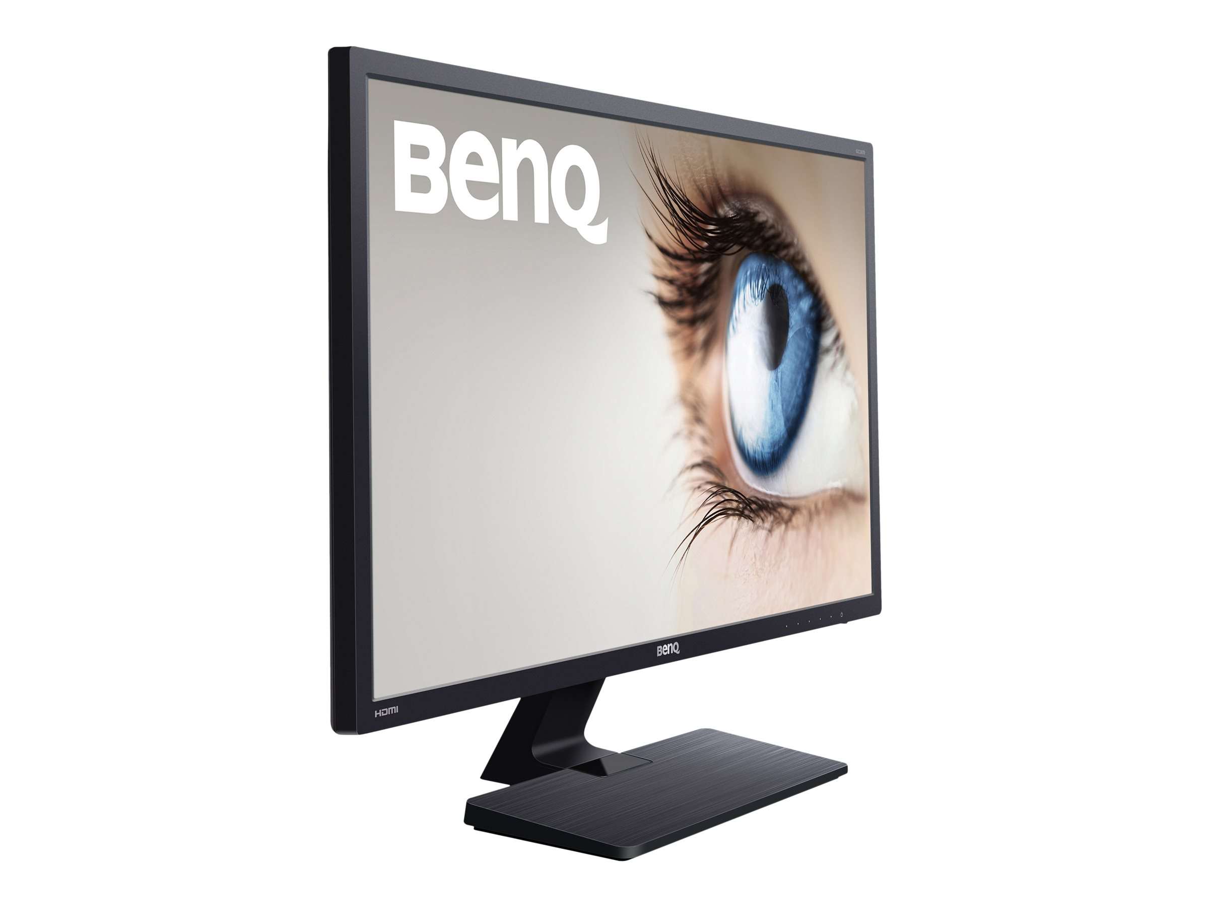 "BenQ GC2870H - Écran LED - 28"" - VA - 300 cd/m² - 3000:1 - 5 ms - HDMI, VGA - noir brillant"