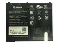 Zebra - Tablet battery - 1 x lithium polymer 6440 mAh 24.4 Wh - for Zebra ET51 (8.4 in), ET56 (8.4 in), ET56 Enterprise Tablet (8.4 in)