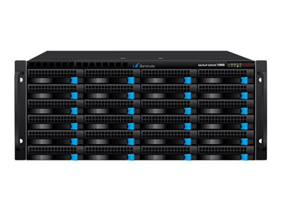 Barracuda Backup 1091 Recovery appliance with 1 year Energize Updates 10 GigE 4U