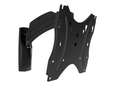 Chief Thinstall TS110SU Single Swing Arm Wall Mount 10INCH Extension