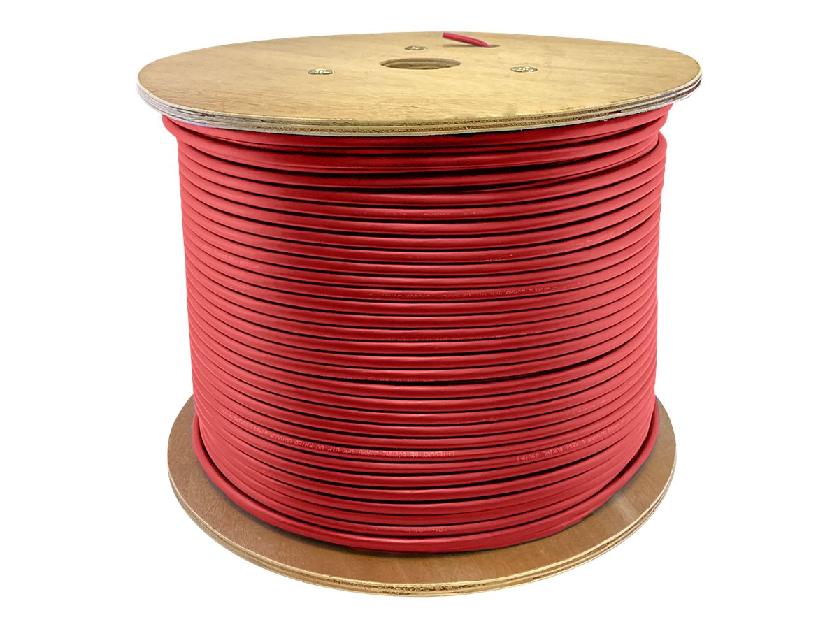 AddOn bulk cable - 152.4 m - red