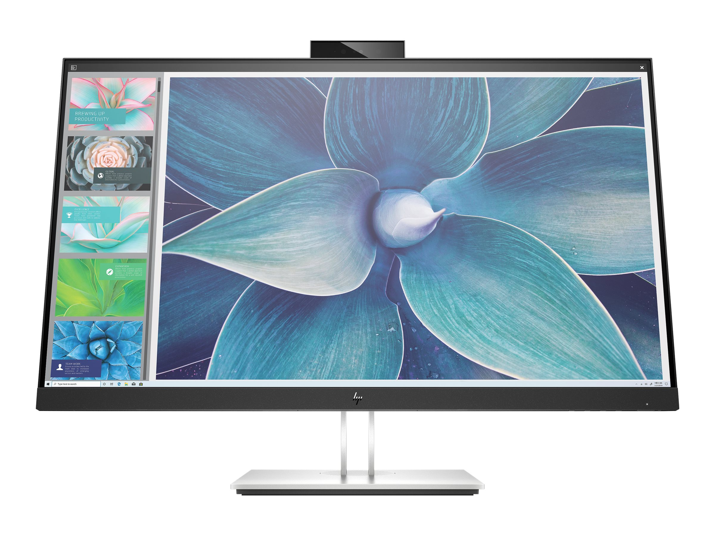 HP E27d G4 Advanced Docking Monitor - LED monitor - 27""