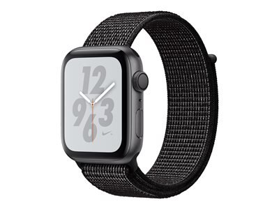 Apple Watch Nike Series 4 (GPS) 44 mm Grå Smart ur