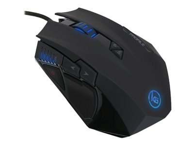 Kaliber Gaming RETIKAL Pro FPS Gaming Mouse Mouse optical 9 buttons wired USB