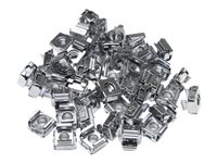StarTech.com M5 Cage Nuts for Server Rack Cabinets
