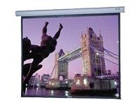 Da-Lite Cosmopolitan Electrol Projection screen ceiling mountable, wall mountable motorized