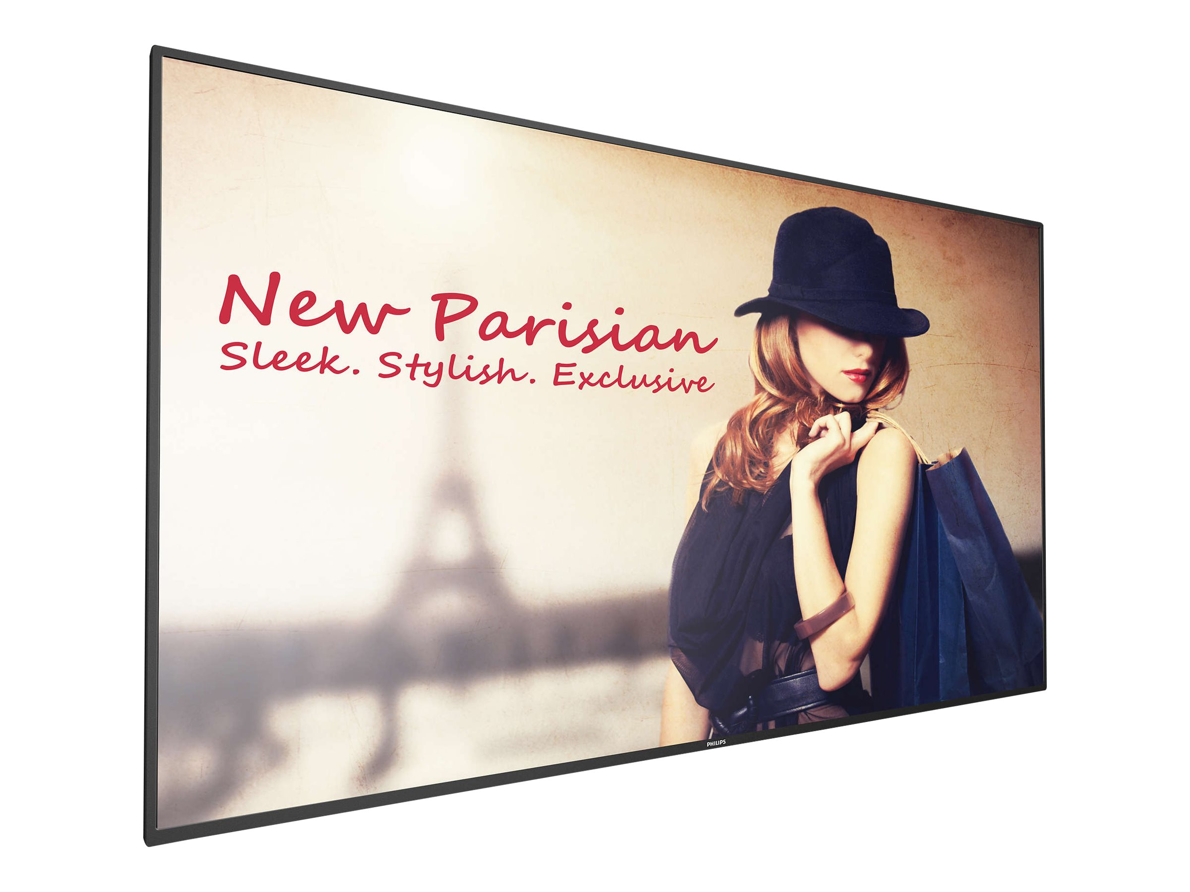 """Philips 49BDL4050D D-Line - 49"""" Class (48.5"""" viewable) LED-backlit LCD display - Full HD"""