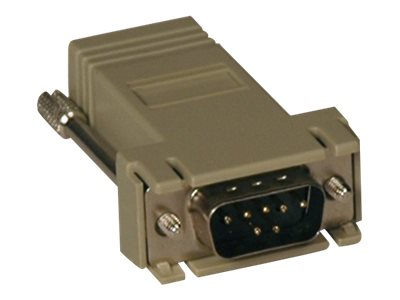 Tripp Lite Modular Serial Adapter to Ethernet Console Server - serial adapter