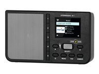TechniSat STERNRADIO IR 1 - Netzwerk-Audio-Player