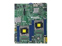 SUPERMICRO X10DRD-LT - Motherboard