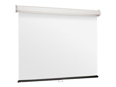 Draper Luma 2 with AutoReturn HDTV Format Projection screen ceiling mountable, wall mountable