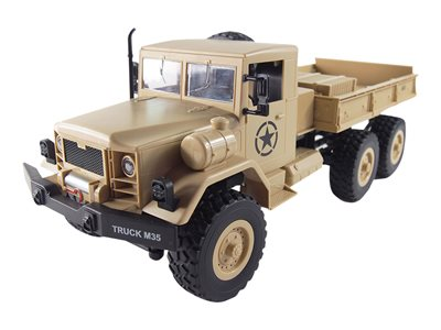 AMEWI - Camion militare USA M35 6 ruote motrici RTR
