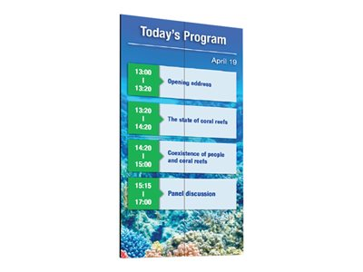 Sharp PN-V701 70INCH Class (69.5INCH viewable) LED display digital signage