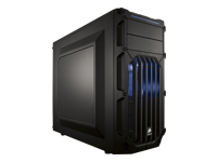 Corsair Carbide Series SPEC-03 - Mid tower - ATX - no power supply ( ATX ) - black - USB/Audio