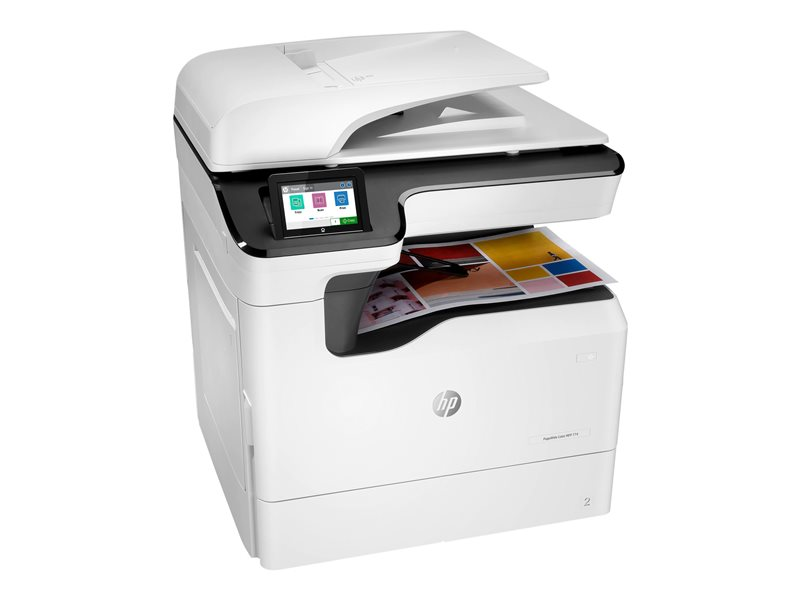 HP PageWide Color MFP 774dn - imprimante multifonctions - couleur