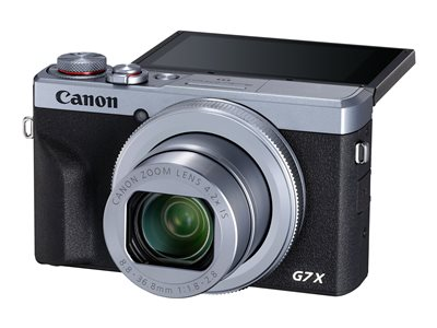 Canon PowerShot G7 X Mark III Digital camera compact 20.1 MP 4K / 30 fps