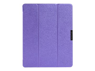 i-Blason i-Folio Smart Case Flip cover for tablet polyurethane leather purple