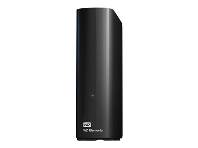 WD Elements Desktop Harddisk WDBWLG0100HBK 10TB USB 3.0