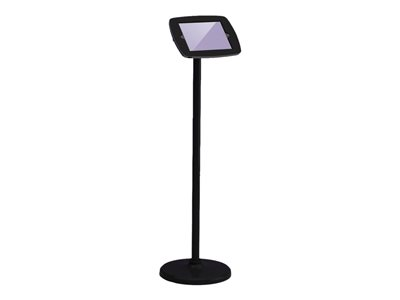 Bouncepad Floorstanding Covered Front Camera and Home Button Stand for Apple iPad Air
