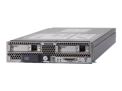 Cisco UCS B200 M5 Blade Server Server blade 2-way RAM 0 GB SATA/SAS hot-swap 2.5INCH