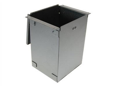 Havis C-AP 0695-L Mounting component (accessory box with hinged lid and lock) lockable