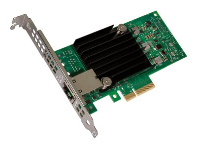 Intel Ethernet Converged Network Adapter X550-T1 Network adapter PCIe 3.0 x4 low profile